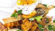 Prøv noen nye spennende oppskrifter med sopp Salmon Burgers, Bruschetta, Sandwiches, Chicken, Cooking, Breakfast, Ethnic Recipes, Food, Kitchen