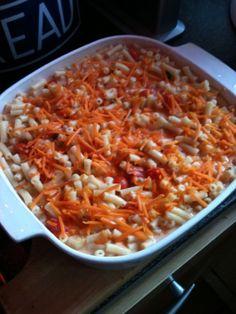 Vicki-Kitchen: Macaroni cheese (slimming world friendly)