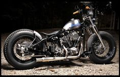 79 FX Shovelhead built by Speedking - Jeff Cochran of U.S.A. #DeadMuleStyle