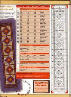 s western bookmark