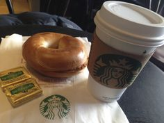 Coffee and bagels