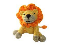 Lion Amigurumi To Go : Crochet lion diy project crochet lion bigfoot and
