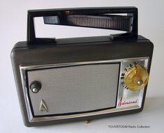 ADMIRAL Portable Tuberadio Mode 511 (USA 1957)