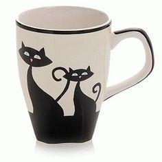 I want this Ivory Cat Mug