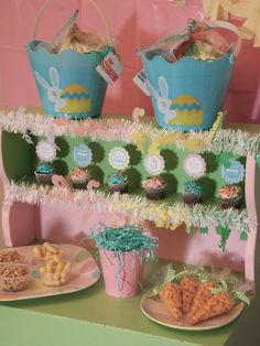 Toddler-friendly Easter party!