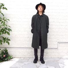 Vintage Coat | RUMHOLE beruf - Online Store 公式通販サイト
