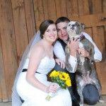 Wedding Wednesday: The Conley Wedding   Bridebook  Photo by Kimberley Izatt Photography