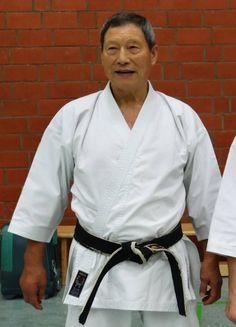 Hiroshi Shirai Sensei
