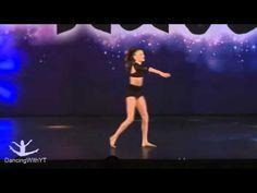Kalani Hilliker - Lost Song  Age 12 Contemporary Solo Choreography by Kira Dimartino Club Dance Studio