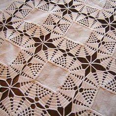 Blog Entry, Quilts, Blanket, Instagram, Farmhouse Rugs, Linen Tablecloth, Crochet Hearts, Crochet Edgings, Tablecloths