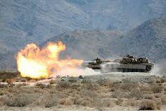 M1A1 Abrams Fire
