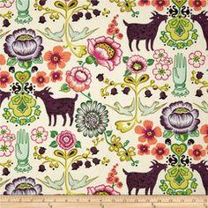 """Las Golondrinas"". Fabrics – Trixie B True"