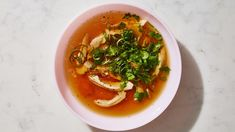 This Chicken Soup Recipe Has Caramelized Ginger and Trust Us, It Works   Bon Appetit