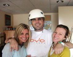 Brain injury survivor Bob Woodruff -- The Miraculous Recovery. #strength #inspiration