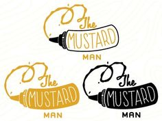 The Mustard Man Comps by Chelsey Barnes