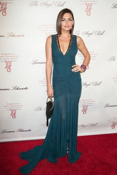 Alyssa Miller - Angel Ball 2013 in NYC 29 October 2013