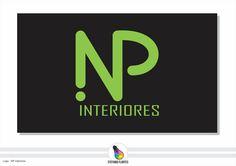 Projeto Logo NP Interiores