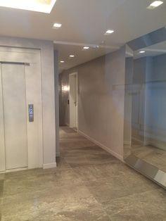 Apartment Building Lobby