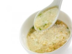 Egg Drop Soup, #dukandietrecipes