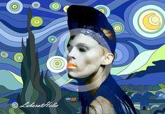 Starry night. Wiktor Hansson