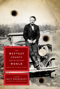 """Enjoy stories about living on the wrong side of the law in a lawless land? Check out today's read-alikes for """"The Wettest Country in the World,"""" by Matt Bondurant, a gripping tale of brotherhood, greed, and murder during Prohibition."""