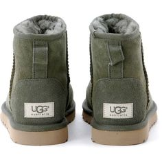 Best uggs black friday sale from our store online.Cheap ugg black friday sale with top quality.New Ugg boots outlet sale with clearance price. Outfits Ugg Boots, Girls Ugg Boots, Black Boots Outfit, Green Ankle Boots, Ankle Boots Dress, Ankle Booties, Bootie Boots, Ugg Ankle Boots, Ugg Mini Boots