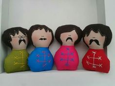 Beatles feltro