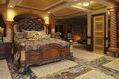 The Victoria Palace Bedroom Collection