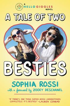 We just can't put down A Tale of Two Besties by Sophia Rossi!