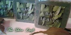 Bay Leaves Soap Natural Handcrafted Soap by TheShireCraft on Etsy Bay And Bay, Bay Leaves, Soap, Natural, Unique Jewelry, Handmade Gifts, Etsy, Kid Craft Gifts, Craft Gifts