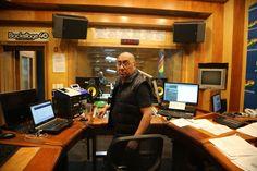 Mane de la Parra visita la cabina de ¡Ya Párate! | Fotogalería | Actualidad | Los 40 Principales