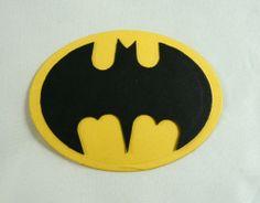 Batman - word window punch + oval framelits