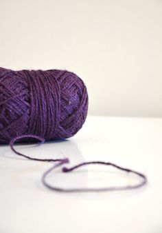 Crochet with Jute Twine | Rustic Jute Twine / string / Yarn - for crafting, kniting, crochet ...