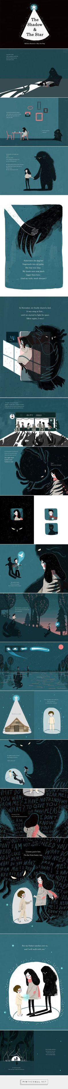 The Shadow & The Star — Written by: Kay Jen Ong | Illustrated by: Kathrin Honesta