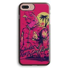 Hotline Miami Richard Apple iPhone 7 Plus Case Cover ISVD446