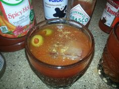 Best Bloody Mary Recipe.  Recipe:http://dinerlife.blogspot.com