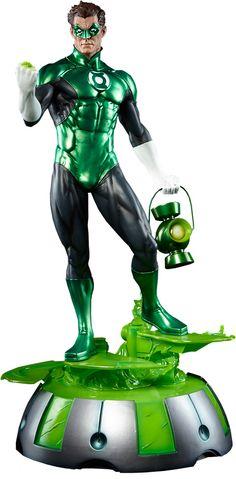 BLOG DOS BRINQUEDOS: Green Lantern - Hal Jordan DC Comics Premium Forma...