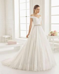 10 vestidos para una novia embarazada