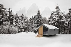 Silver blonde | l-e-a-b-o: Sunday inspiration Movable cabin...