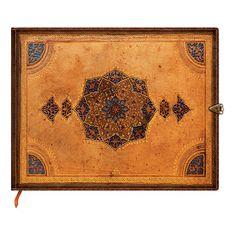 Libreta Safavid Liso Libro de visitas Paperblanks 31.85