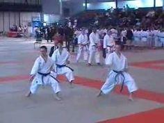 karate france kata empi equipe 2007