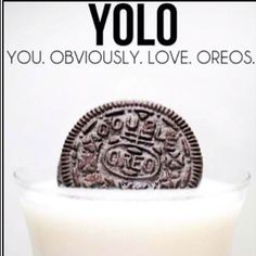 This is what YOLO means to me...