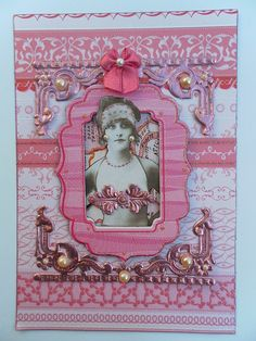 Great blog for collage and ATC ideas, materials, themes and supplies, artist: Gerri Herbst
