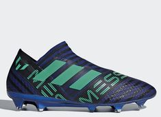 67e6f2568bbb Adidas Nemeziz Messi 360 Agility FG Deadly Strike - Unity Ink   Hi-Res  Green   Core Black