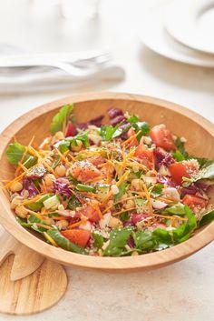 Recipe: Make-Ahead Chicken and Veggie Chopped Salad — Salad Recipes