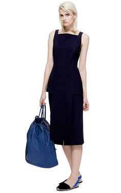 Clean Slate Spring/Summer 2015 Trunkshow Look 41 on Moda Operandi