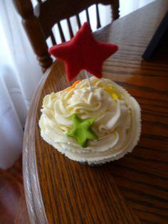 Cupcakes decorados - by madame chocolat