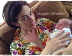 Maggie Siff Welcomes First Child: Lucy