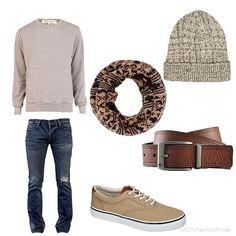 Comfy Beige | Men's Outfit | ASOS Fashion Finder