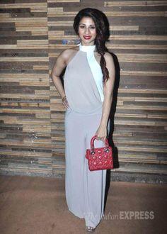 Tanishaa Mukherjee at an event. #Bollywood #Fashion #Style #Beauty #Hot